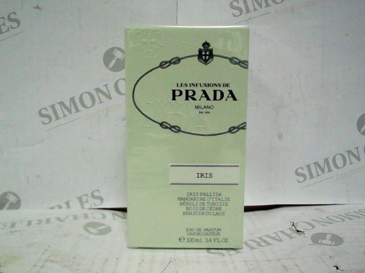 PRADA MILANO IRIS EDP - 100ML - BRAND NEW SEALED