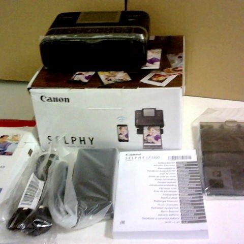 SELPHY CP1300 COMPACT WIFI PHOTO PRINTER