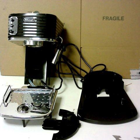 DELONGHI SCULTURA ESPRESSO & CAPPUCCINO COFFEE MAKER