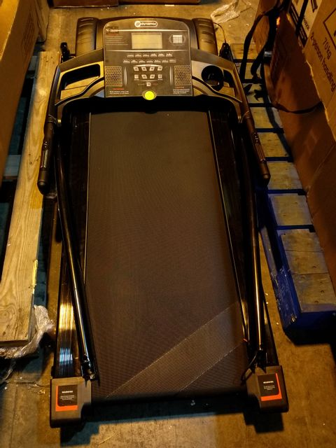 UNBOXED DYNAMIX T2000D MOTORISED TREADMILL