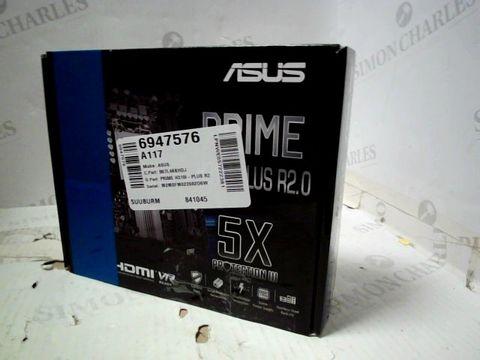 ASUS PRIME H310I-PLUS R2.0 (SOCKET 1151/H110/DDR4/S-ATA 600/MINI ITX)