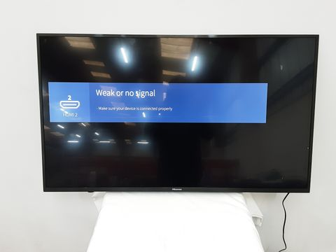 HISENSE  H50AE6100UK 50 INCH 4K ULTRA HD HDR SMART TV
