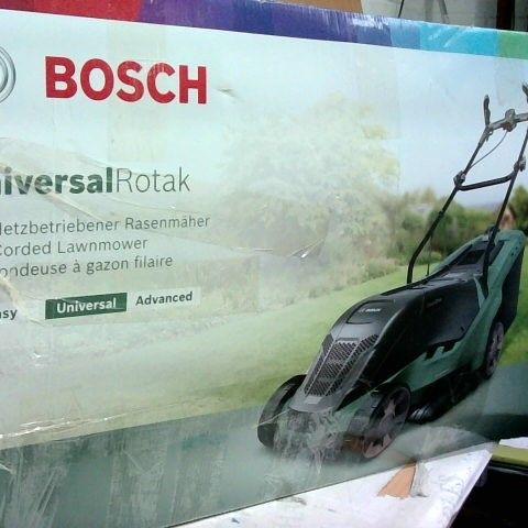 BOSCH CORDED UNIVERSALROTAK 36-550 LAWNMOWER