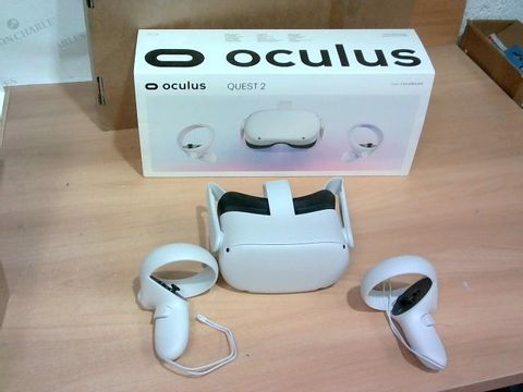 BOXED OCULUS QUEST 2