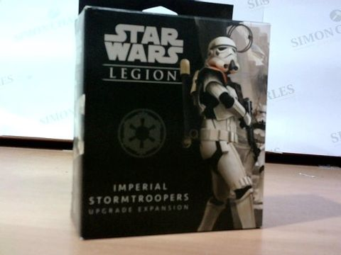 STAR WARS LEGION IMPERIAL STORMTROOPERS UPGRADE EXPANSION PACK
