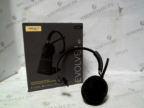 Jabra Evolve2 65 Wireless Headset
