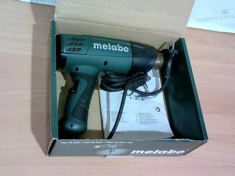 METABO H16500 240V HEAT GUN