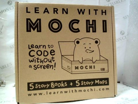 LEARN WITH MOCHI 5 STORY BOOKS AND 5 STORY MAPS