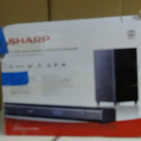 SHARP HT-SBW460 440W 3.1 DOLBY ATMOS SOUNDBAR WITH SUBWOOFER