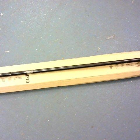 SEALEY TC963 TYRE BAR FOR ALUMINIUM WHEELS, 1015MM