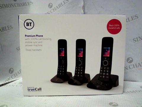 BT PREMIUM PHONE SET