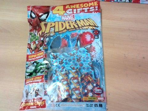 MARVEL SPIDERMAN MAGAZINE ISSUE 385 X10