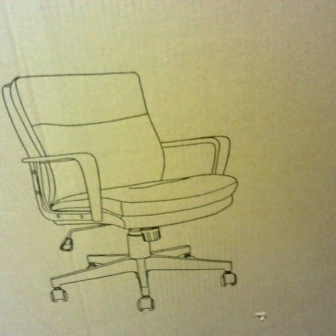 BOXED PLUTO OFFICE CHAIR