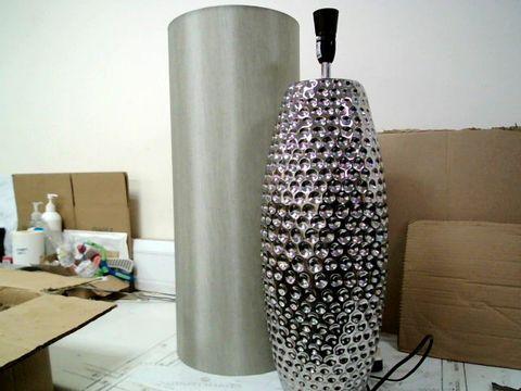 MARLEE FLOOR LAMP CHROME