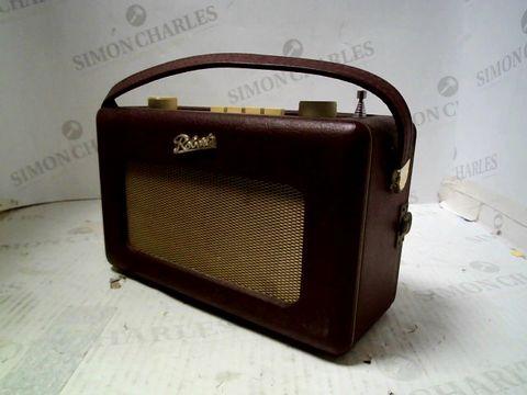 ROBERTS REVIVAL FM/MW/LW RADIO