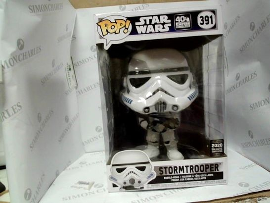 POP STAR WARS  40TH THE EMPIRE STRIKES BACK (391) - STORM TROOPER