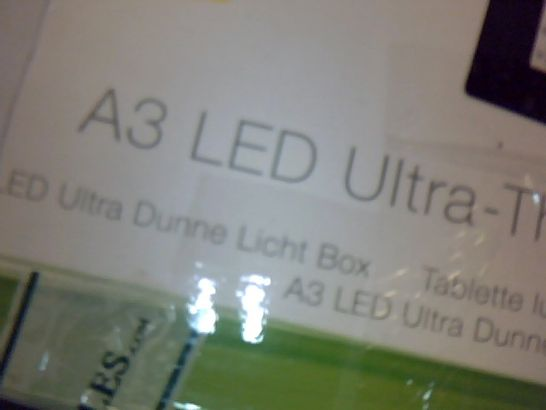 PURELITE ULTRA THIN LED LIGHT BOX