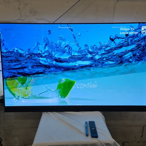 PHILIPS 65OLED903 65 INCH OLED 4K HDR SMART TELEVISION