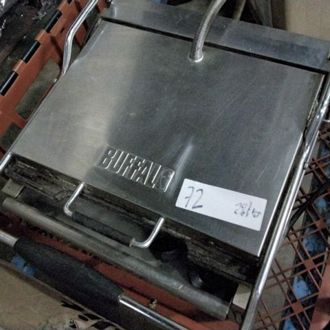 BUFFALO ELECTRIC CONTACT GRILL