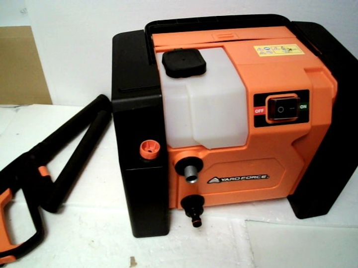 YARD FORCE135BAR COMPACT AND PORTABLE 1800W PRESSURE WASHER