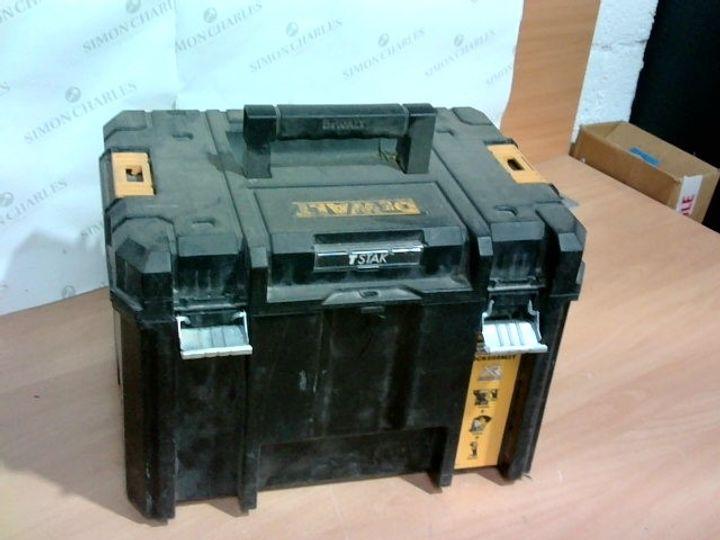 WORX TSTAK TOOL BOX