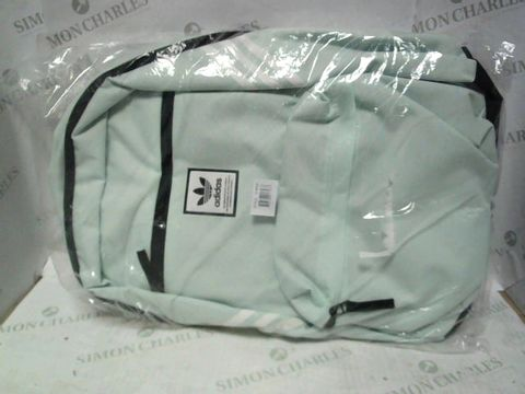 ADIDAS MINT GREEN BACKPACK