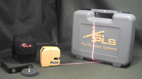 PACIFIC LASER SYSTMES CROSS LINE LASER