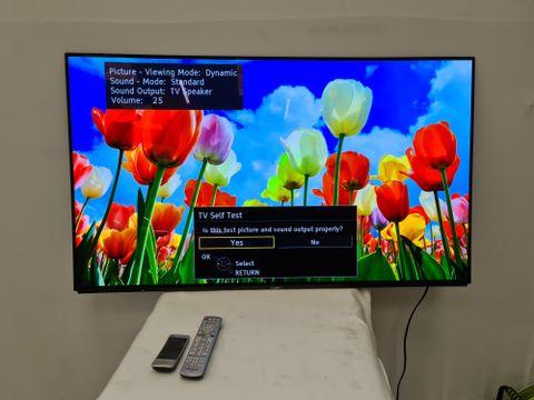 PANASONIC TX55EZ952B 55 INCH OLED 4K ULTRA HD PREMIUM SMART TV