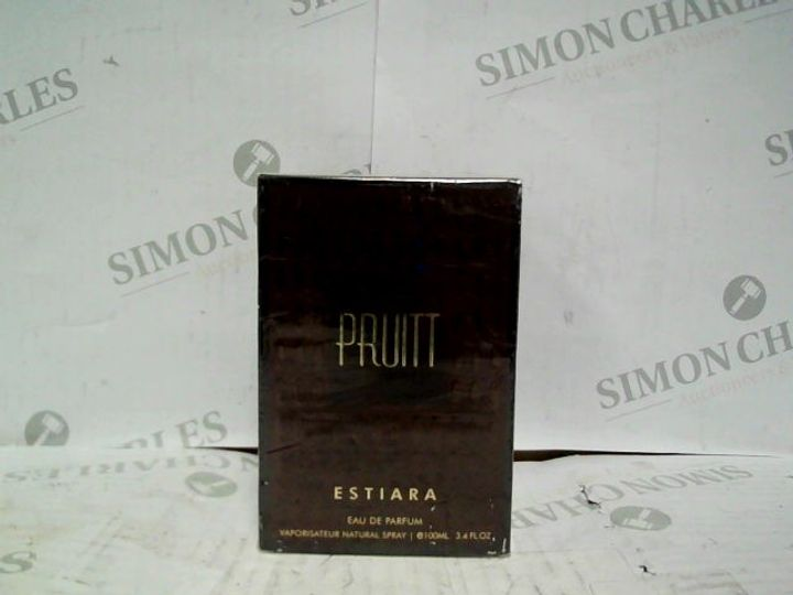 PRUITT ESTIARA EDP - 100ML - BRAND NEW SEALED