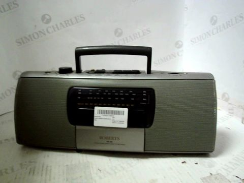 ROBERTS SRC 985 3 BAND STEREO RADIO CASSETTE RECORDER