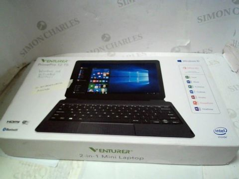 RCA VENTURER PRIME PRO 12 TS 2 IN 1 ANDROID TABLET