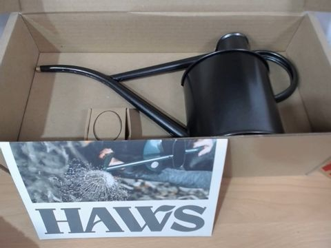 HAWS CLASSIC WATERING CAN - GRAPHITE