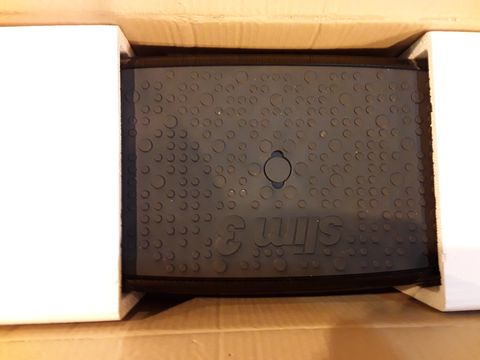 BOXED VIBRAPOWER SLIM 3 ADD-ON SEAT - BLACK