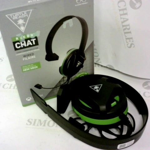 RECON CHAT COMMUNICATOR WIRED - XBOX & NEW XBOX