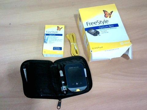 BOXED FREESTYLE OPTIUM NEO MONITORING SYSTEM