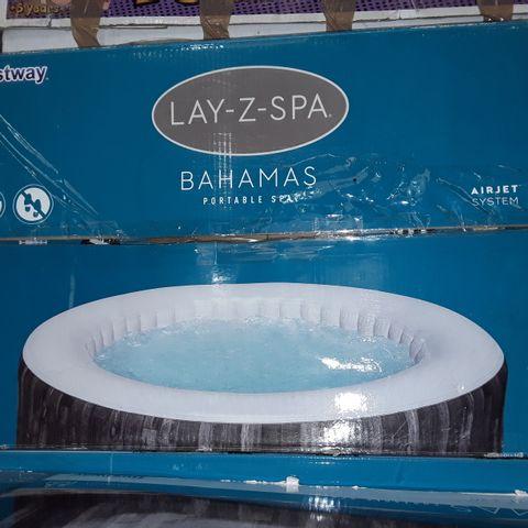 BESTWAY LAY-Z-SPA BAHAMAS PORTABLE SPA