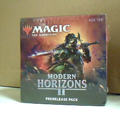 MAGIC THE GATHERING MODERN HORIZONS 2 PRERELEASE PACK BOXED AND SEALED