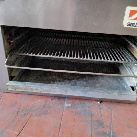 SOUTHBEND GAS FIRED SALAMANDER GRILL
