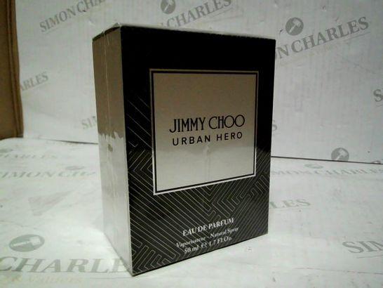 SEALED JIMMY CHOO URBAN HERO EDP 50ML