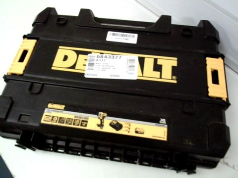 DEWALT DCF887M1-GB XR BRUSHLESS LITHIUM-ION IMPACT DRIVER, 18 V, YELLOW/BLACK, 0