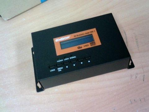 EDISON HD MODULATOR SINGE DVD-T