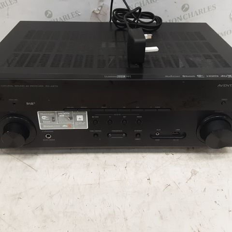 YAMAHA RX-A670 AVENTAGE 7.2-CHANNEL HOME THEATER RECEIVER