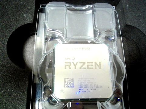 AMD RYZEN 9 3900X PROCESSOR (12C/24T, 70 MB CACHE, 4.6 GHZ MAX BOOST)