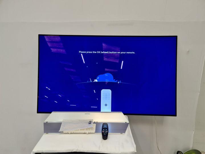 LG OLED55C7V 55 INCH OLED 4K HDR SMART TELEVISION