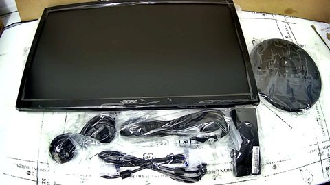 """ACER K2 SERIES R31638 21"""" LCD MONITOR"""