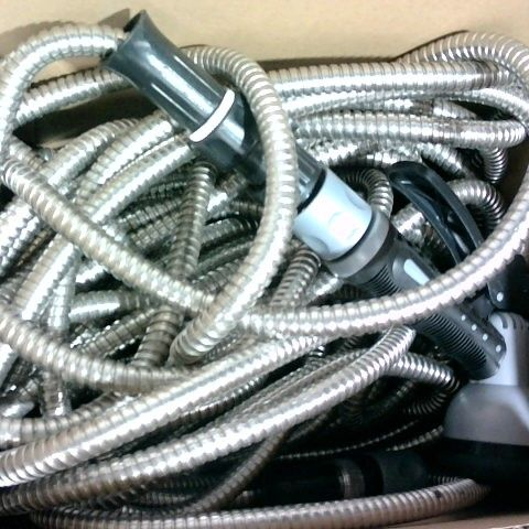 STAINLESS STEEL HOSE PIPE 75FT
