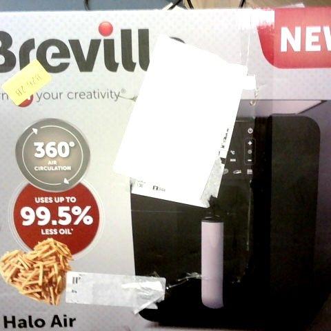 BREVILLE HALO AIR 5.5L DIGITAL AIR FRYER