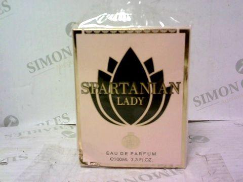 BOXED SPARTANIAN LADY REAL TIME EAU DE PARFUM 100ML
