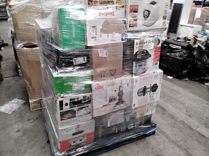 PALLET OF APPROXIMATELY 38 ASSORTED HOUSEHOLD ITEMS,INCLUDING,