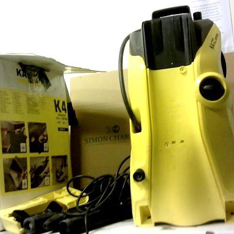 KARCHER K4 FULL CONTROL PRESSURE WASHER